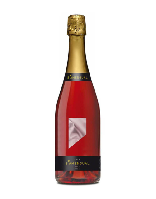 S´Amengual Brut Rose Cava