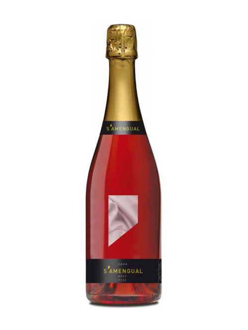 S'Amengual Brut Rose Cava